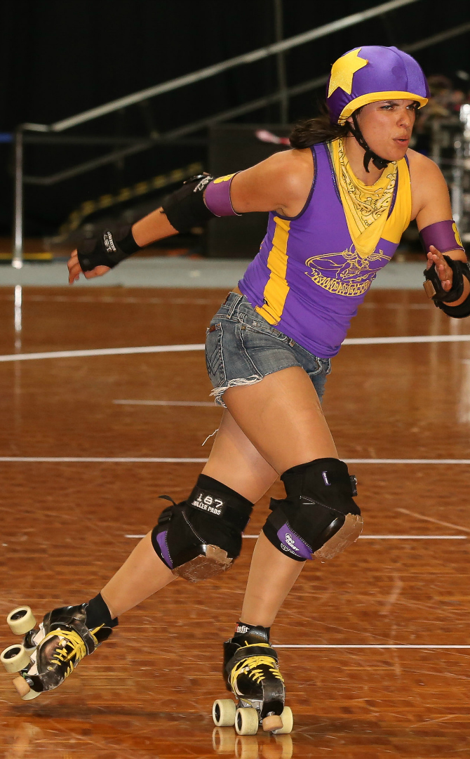 Canberra Roller Derby League: Bout 3