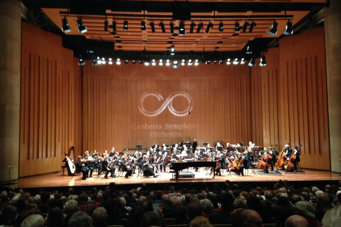 Hear what Beethoven never could, with the CSO