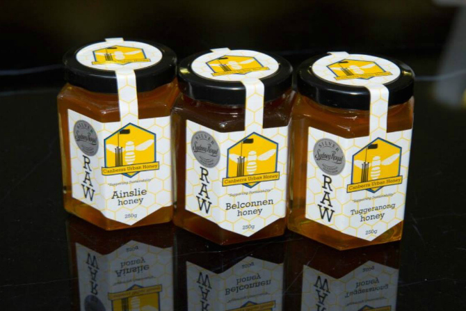 The Secret Life of Canberra Honey