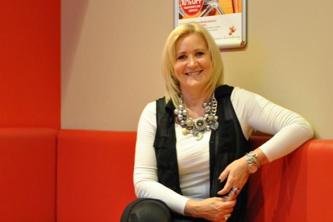 Women at Work: Lorraine O'Brien