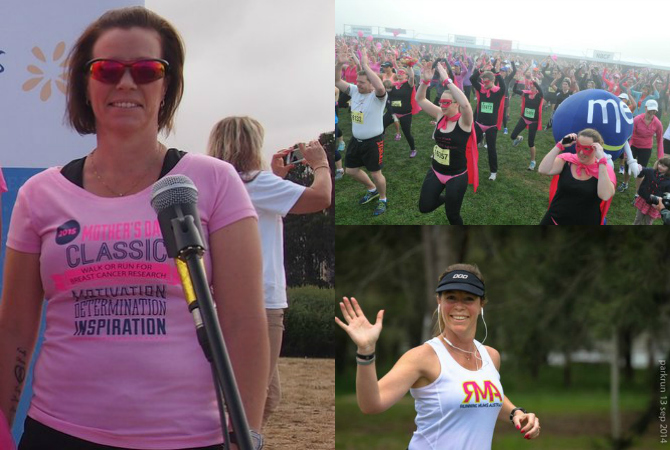 Mother's Day Classic: Jodie Gardiner's journey