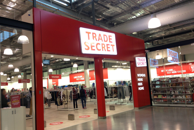 The secret's out: new Trade Secret to open