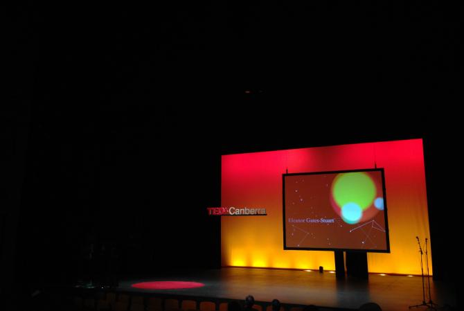 TEDx 2015: Forward Momentum for Canberra Women