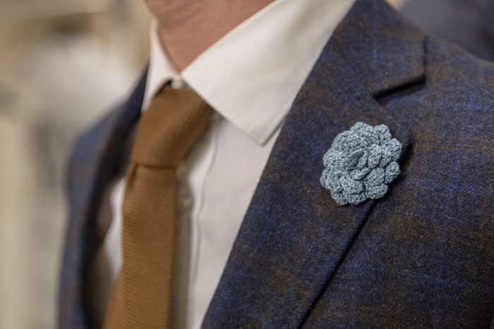 Well suited at Braddon Tailors. Photography: Jonathon McFeat.