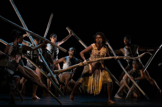 Bangarra: Dance stories of land and sea
