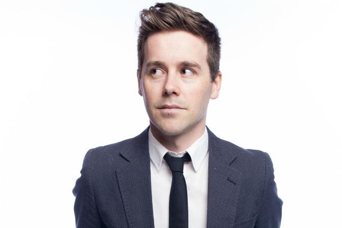 Spicks and Specs host Josh Earl