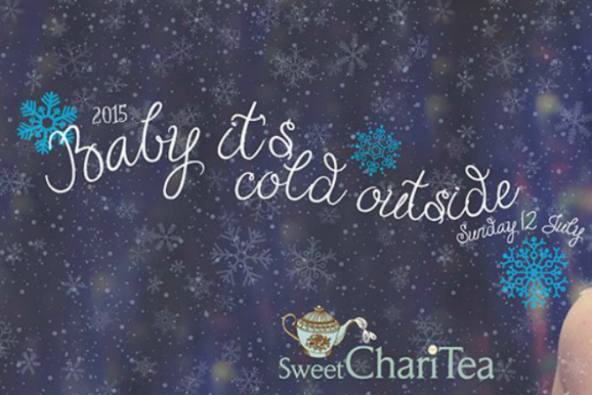 Sweet ChariTEA: Baby, it's cold outside