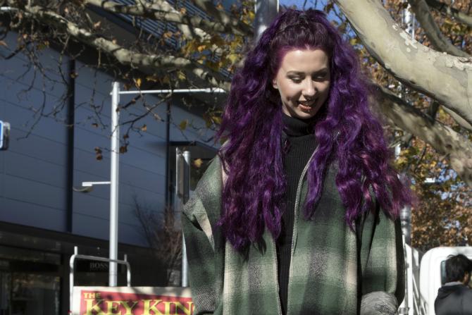 Winter Street Stylin' in Canberra