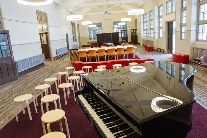A new look: Ainslie & Gorman Arts Centre