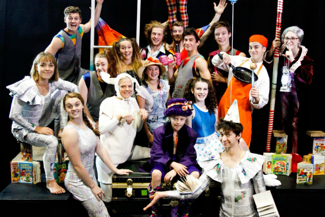 The Flying Fruit Fly Circus comes to Canberra