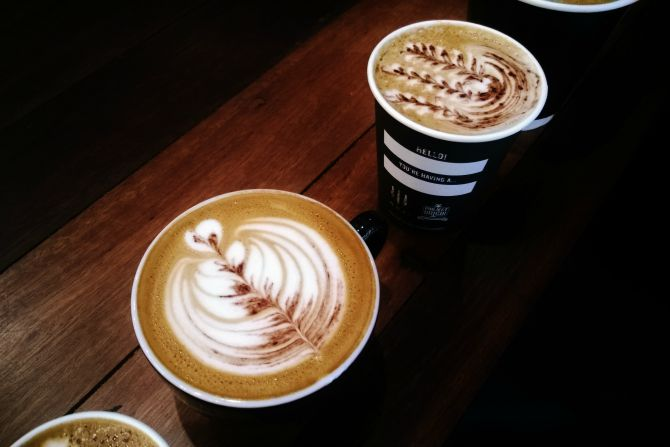 Six More Canberra Coffee Spots to try…