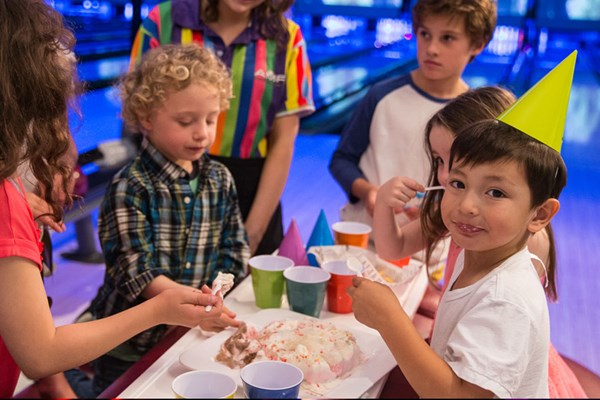 Bowling is heaps of fun for any age!