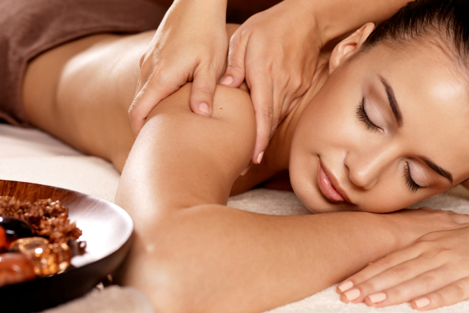 7 of Canberra's best massages