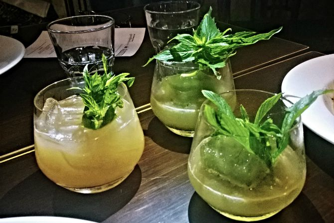 The Rum Bar: A New Angle