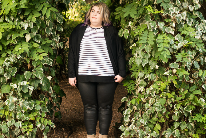Weekend Brunch Outfit (Plus Size Fashion)