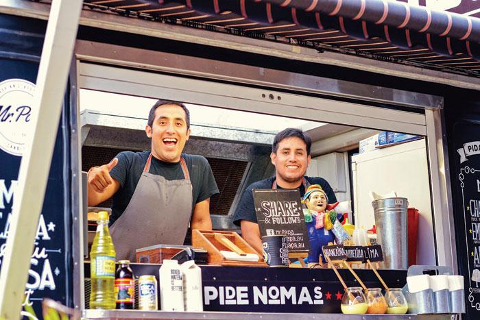 Sunday Supper Club: Mr Papa's Carlos Ramirez