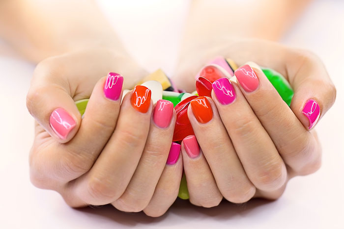 Old Fashioned Knack For Nails Elaboration - Nail Paint Design Ideas ...