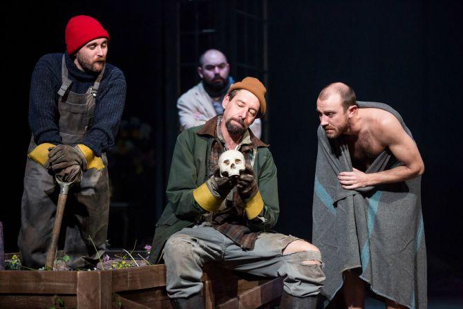 Review: Bell Shakespeare's Hamlet