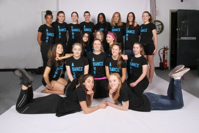 Then and Now: Dancer steps into teaching role