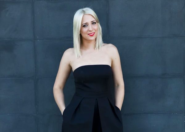 Fashion Editor, Hayley O'Neill