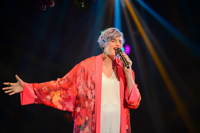 The Voice contestant Amber Nichols shines light on local talent