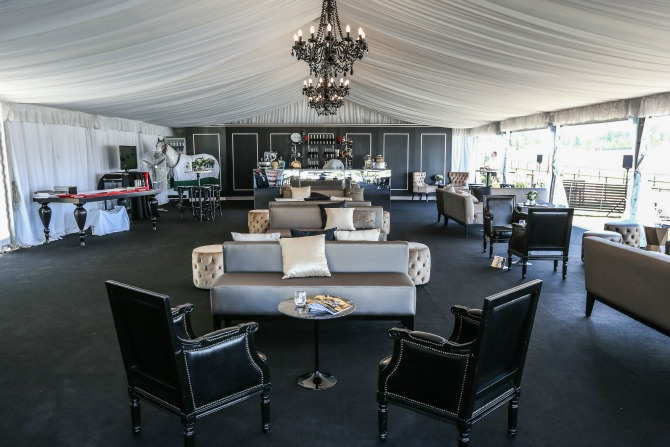 The Deck Marquee: Raising the racing bar