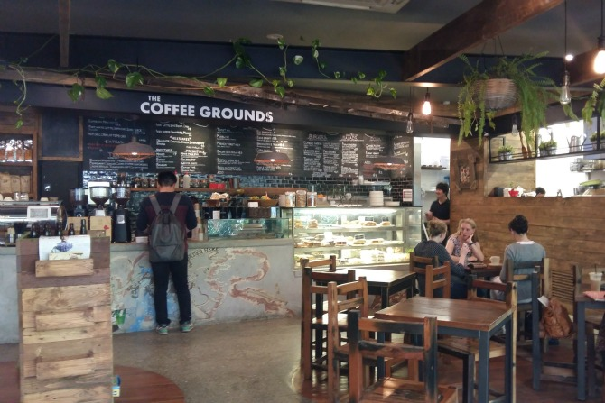 Review: The Coffee Grounds at ANU