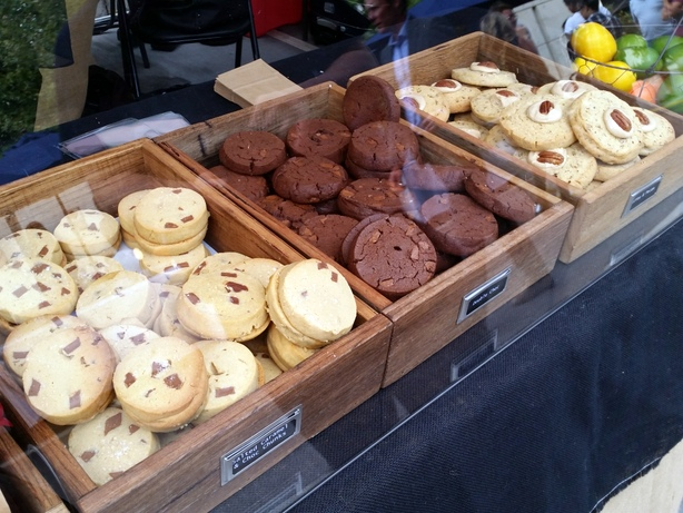 Delicious biscuits from Babic Biscuiteers