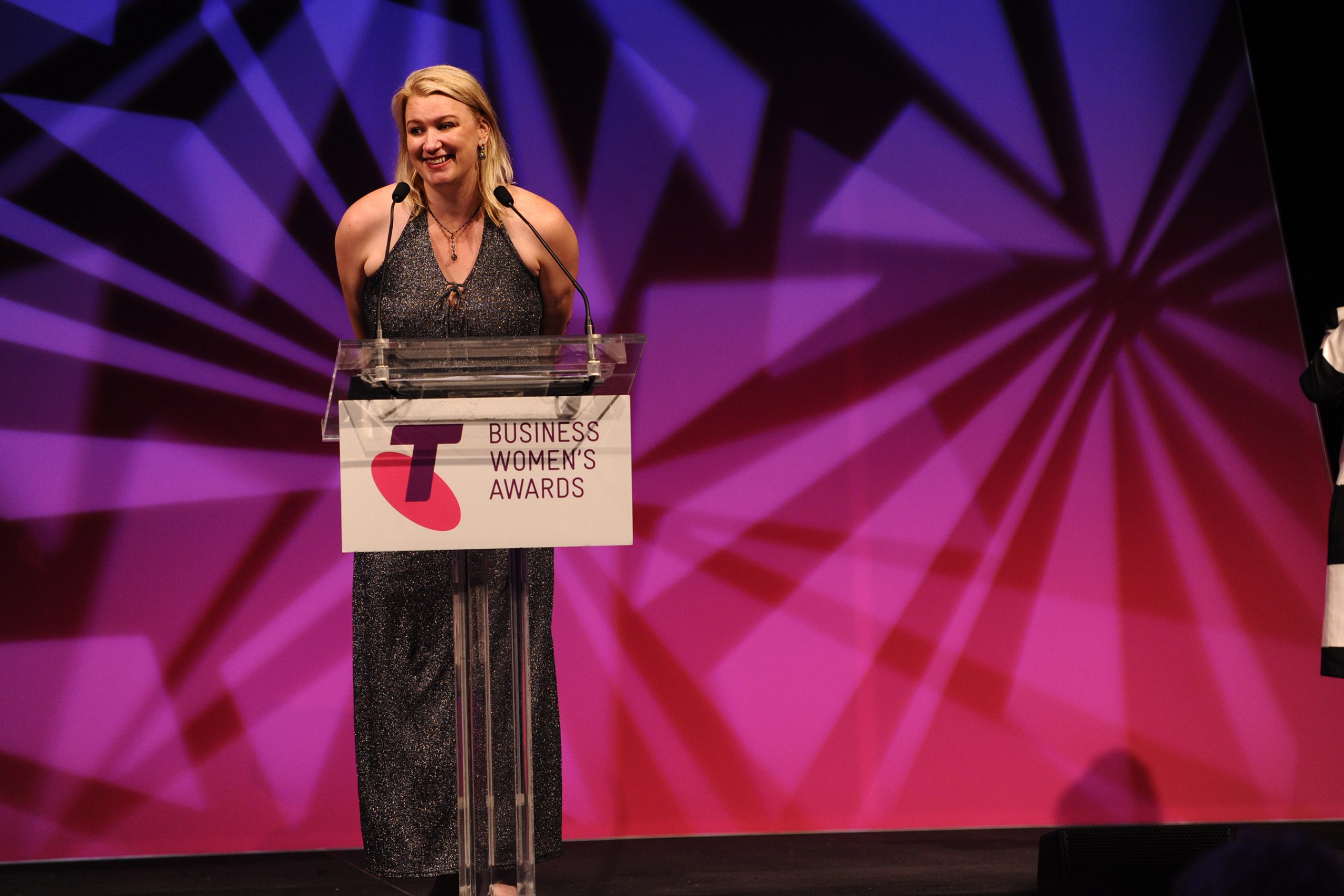 Canberra's Jessica May wins Telstra Start-Up Award