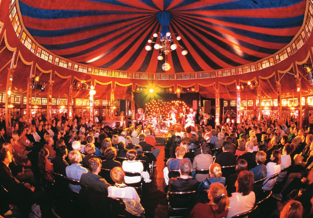 The Famous Spiegeltent comes to Civic
