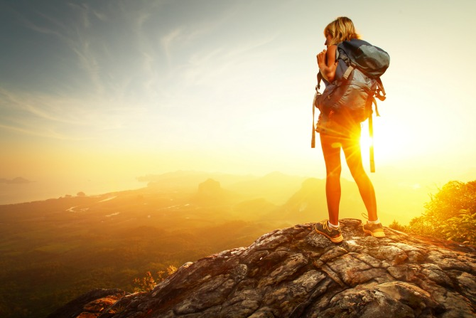 Why I quit my job to go solo backpacking