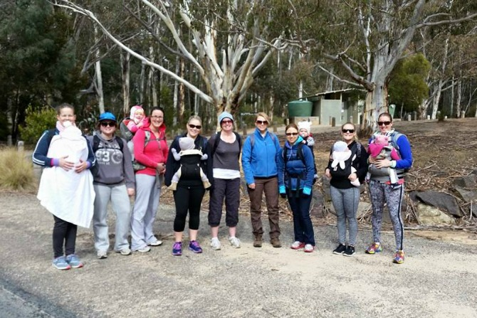 canberra mums group1