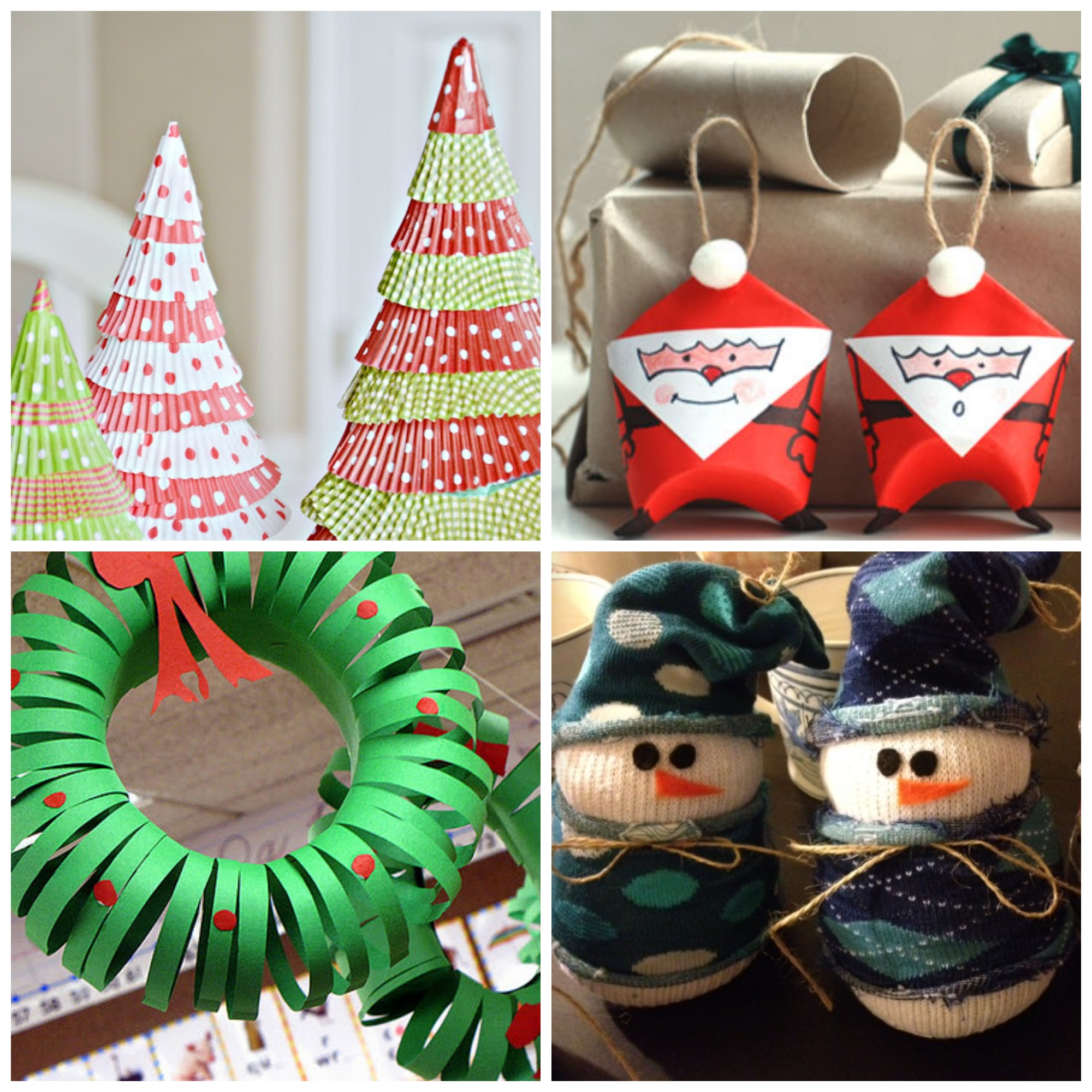 Five cheap and cheerful Christmas craft activities