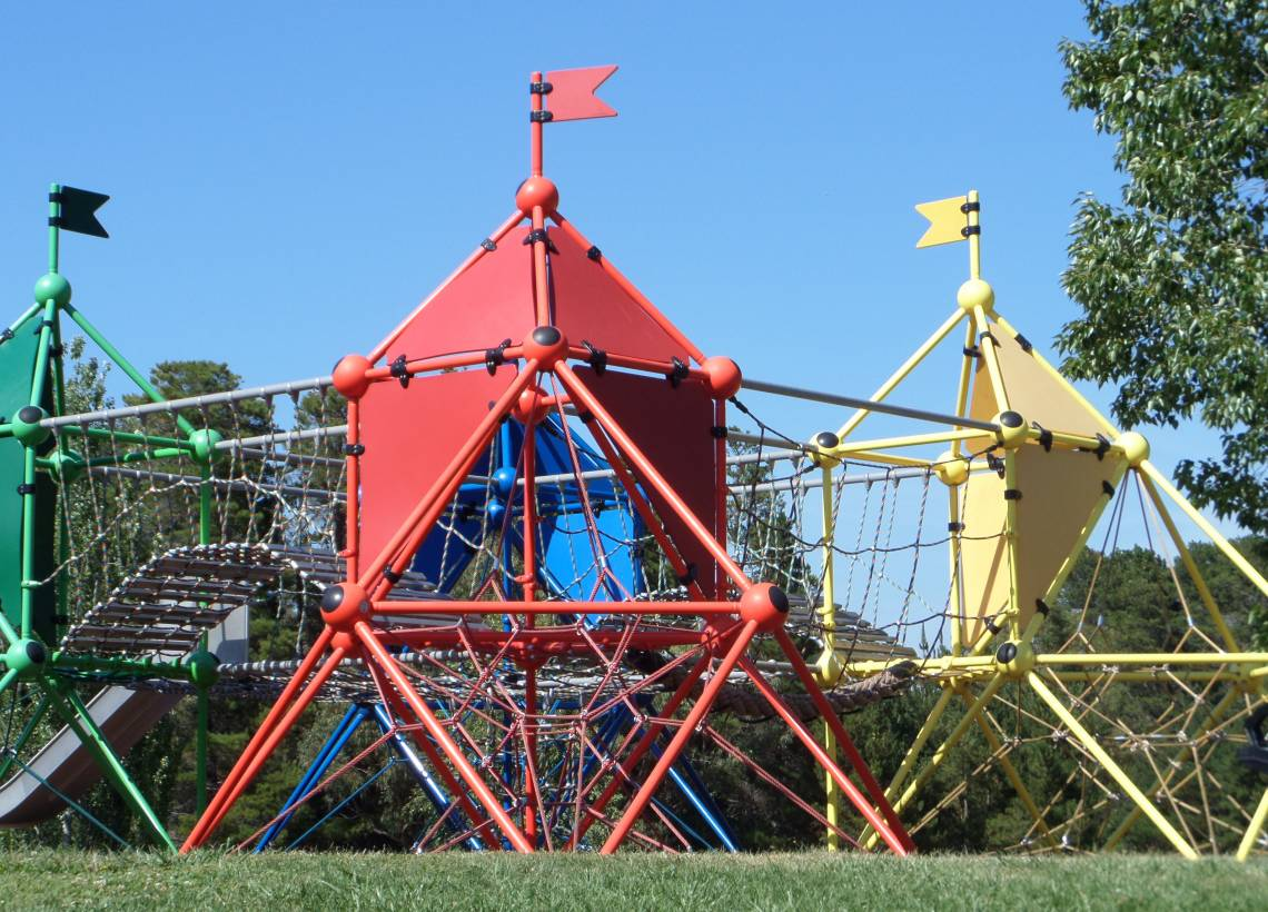 10 great Canberra playgrounds