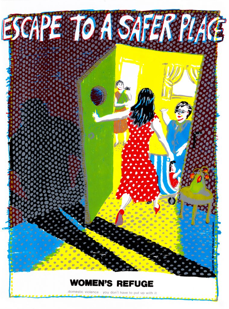 'Escape to a Safer Place' from the Megalo Archives