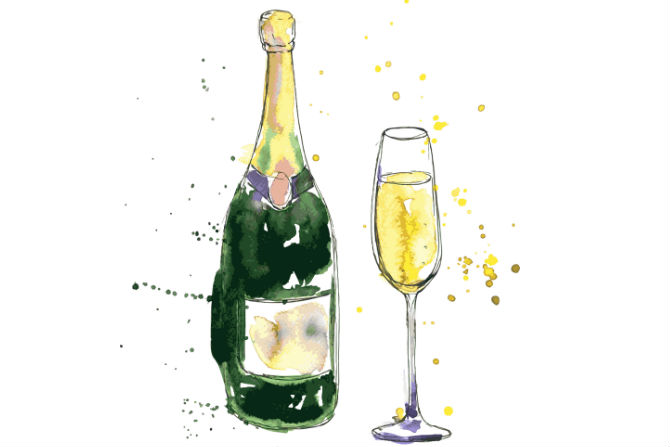 Tears, Laughter, Champagne and Bushfires