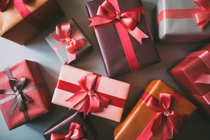 Five steps to the perfect corporate gift