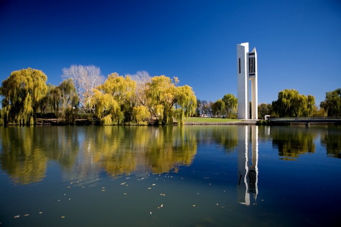 New Girl In Town: 10 things I've learned about Canberra