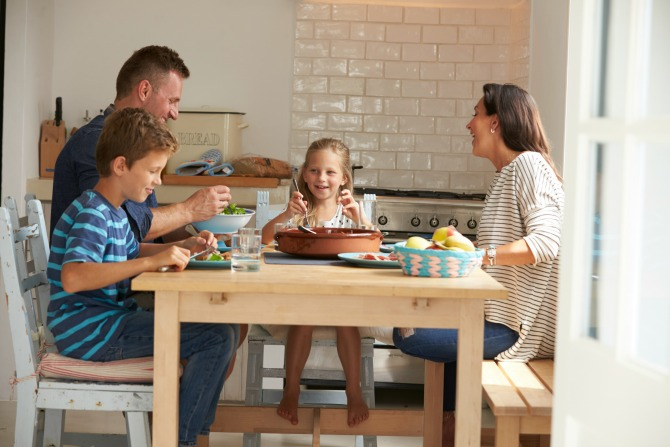 Why Children Need to Eat the Same Food as You