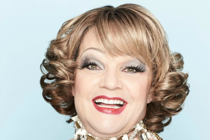 Dolly Diamond.
