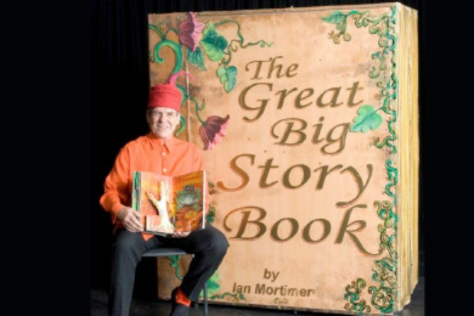The Great Big Story Book.