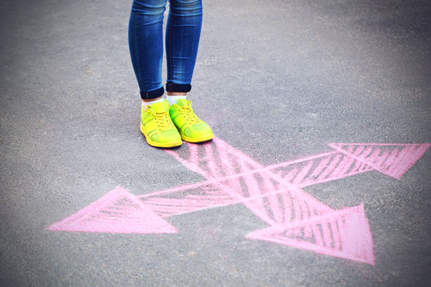 Redundancy – choosing the right path when faced with a career crossroad