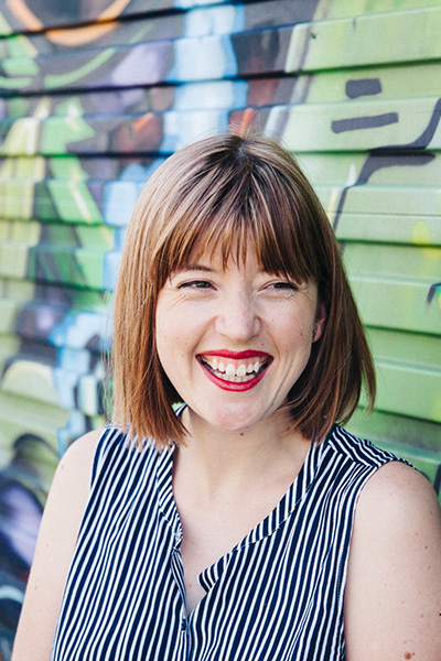 Butterbing founder Simone