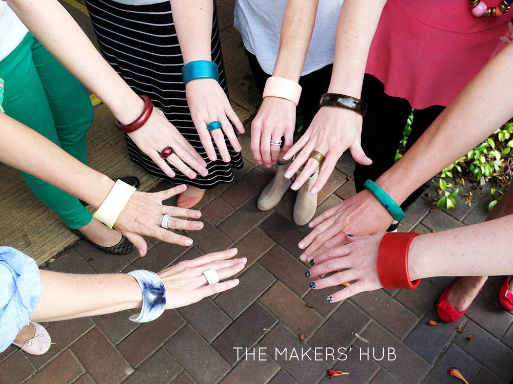 Adult workshops and parties at The Makers Hub