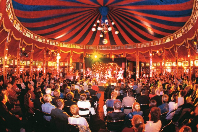 The Famous Spiegeltent: 10 shows you can't miss