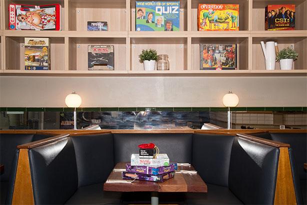 Guild - Canberra's first board games restaurant.