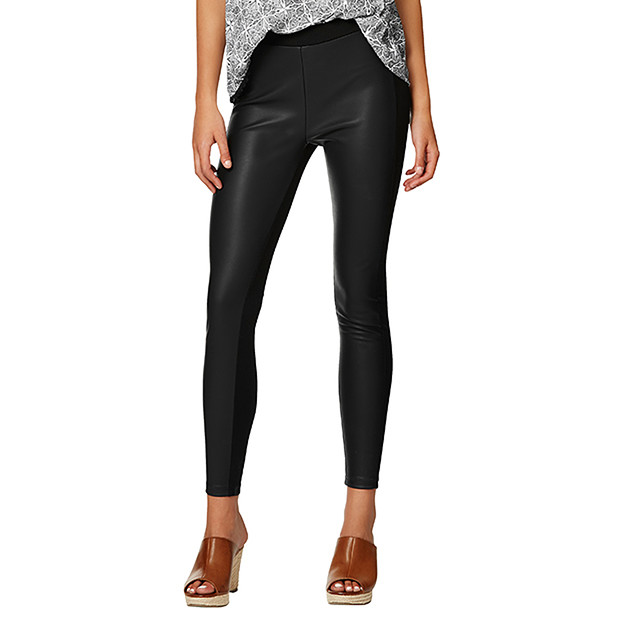 target leather pants