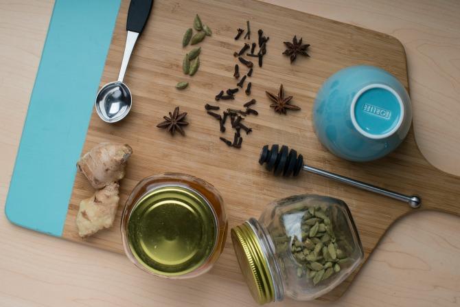 The box to beat winter: Tea Garden