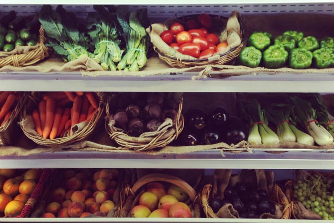Sustainable life: Refresh my food