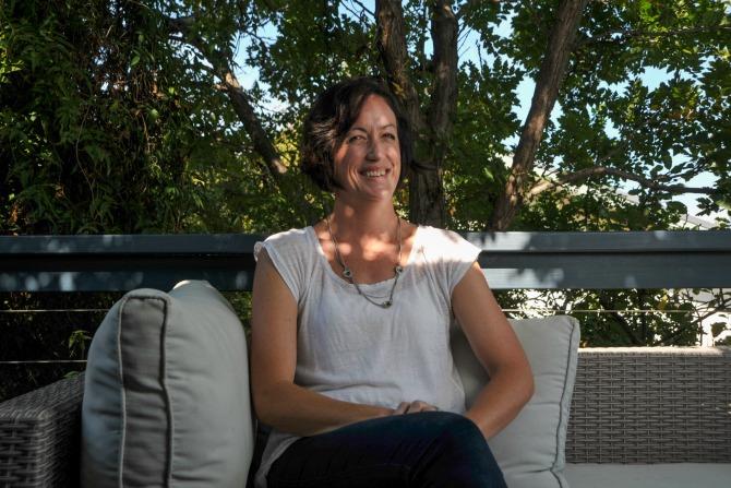 Women at Work: Amy Elleway